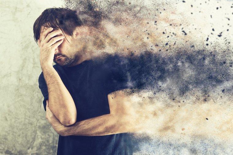 Мужская депрессия – это факт