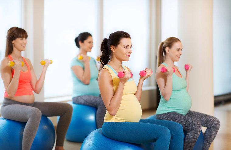 Беременность и физкультура